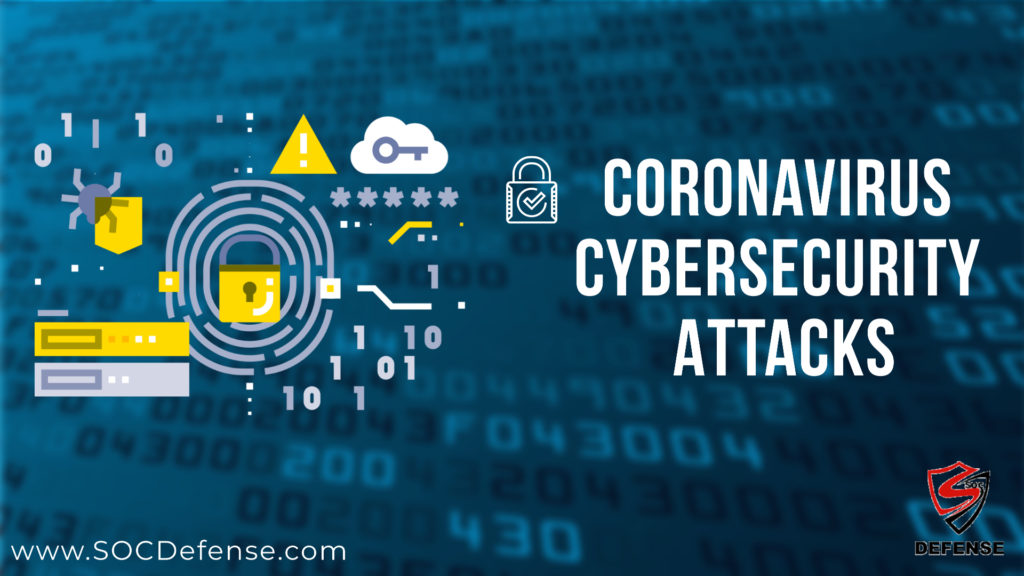 Coronavirus Cybersecurity Attacks